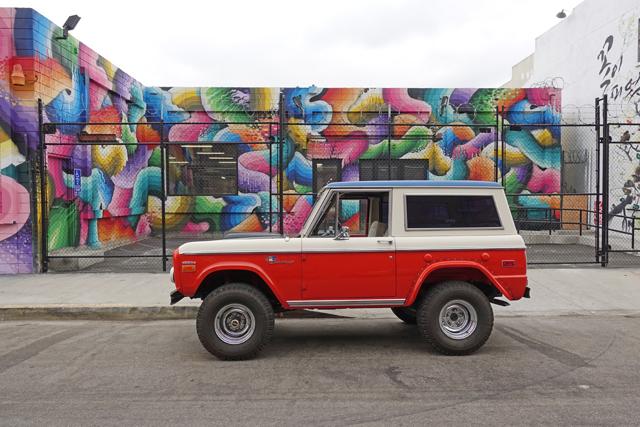 1971 Baja Bronco TT