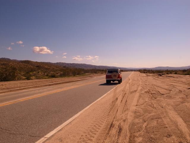1971 Baja Bronco TT in Desert Hot Springs