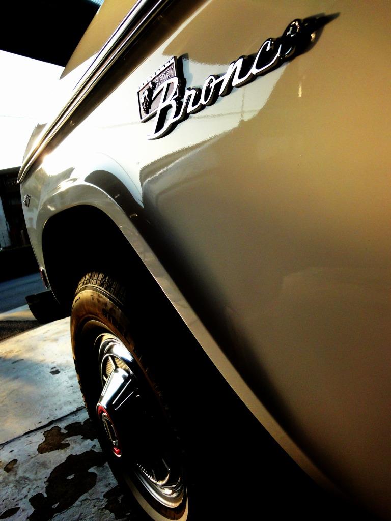 1968 Bronco Sport