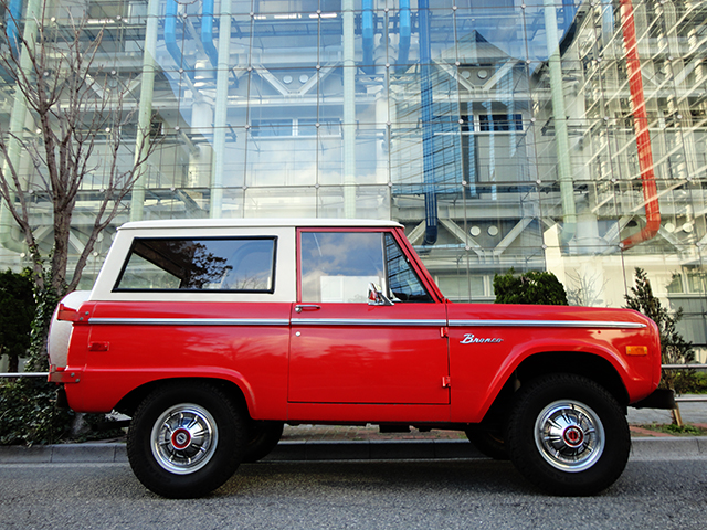 1974 Bronco Explorer