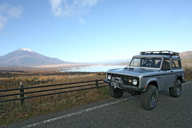 1968 Bronco Urban Trail Package with Mount Fuji