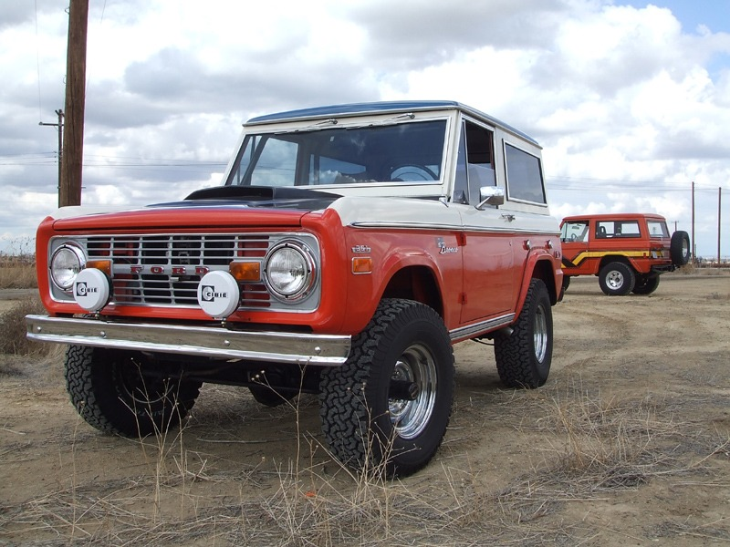 1971 Baja Bronco T/T