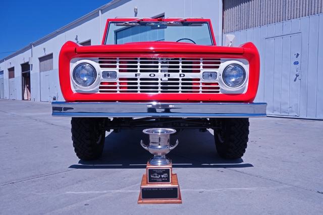 1967 Bronco Roadster