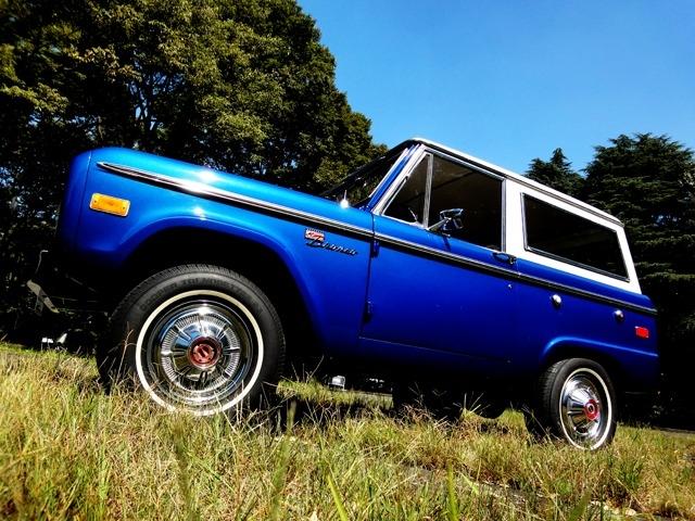 1976 Bronco Sport