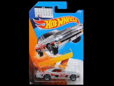 HW 20160229 LEAPYEAR '67 CHEVELLE SS 396 1