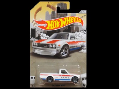 HW Trucks series 4of8 DATSUN 620 1