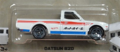 HW Trucks series 4of8 DATSUN 620 2