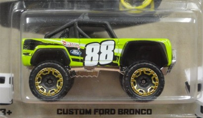 HW Trucks series 6of8 CUSTOM FORD BRONCO2