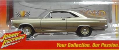 JL Cassic GOLD 1967 Ford Fairlane 500XL GOLD 2