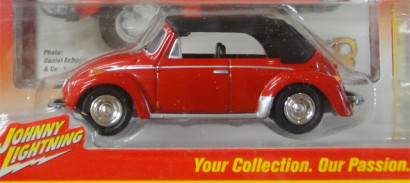 JL Cassic GOLD 3 1975 VW Super Beetle Convertible red 2