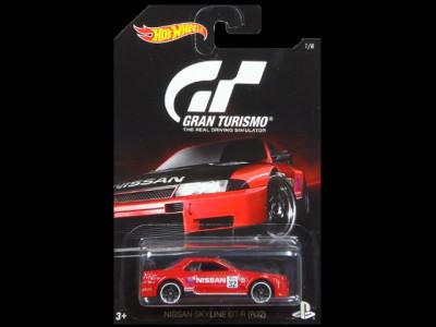 HW GT 1 NISSAN SKYLINE GT-R(R32)1