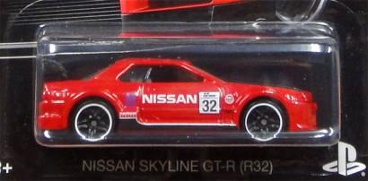 HW GT 1 NISSAN SKYLINE GT-R(R32)2