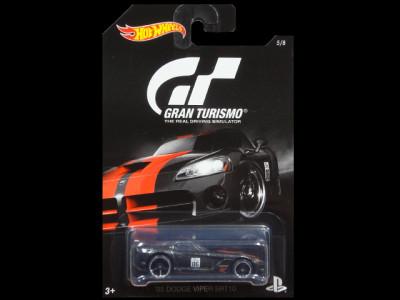 HW GT 5 05 DODGE VIPER SRT10 1