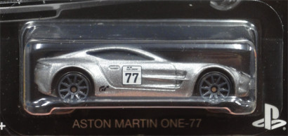 HW GT 6 ASTON MARTIN ONE-77 2