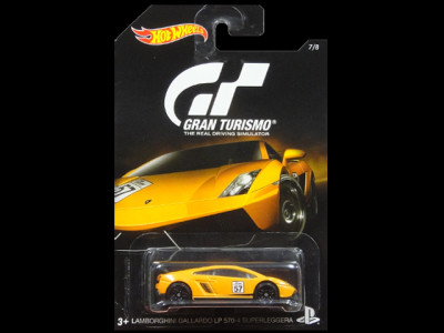 HW GT 6 LAMBORCHINI GALLARDO LP 570-4 SUPERLEGGERA1