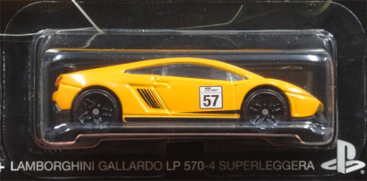 HW GT 6 LAMBORCHINI GALLARDO LP 570-4 SUPERLEGGERA2