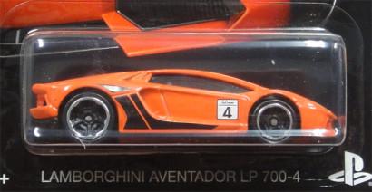 HW GT 8 LAMBORCHINI AVENTADOR LP 700-4 2
