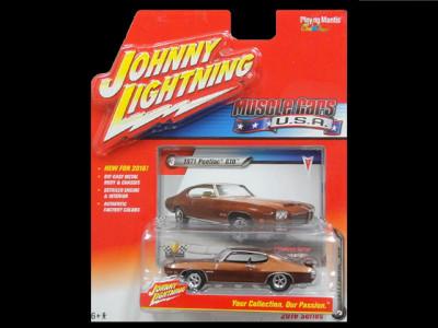 JL MUSCLE CARS USA 3 1971 Pontiac GTO1
