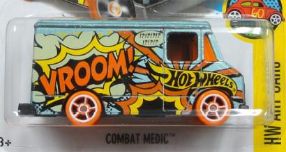 HW ART CARS COMBAT MEDIC2
