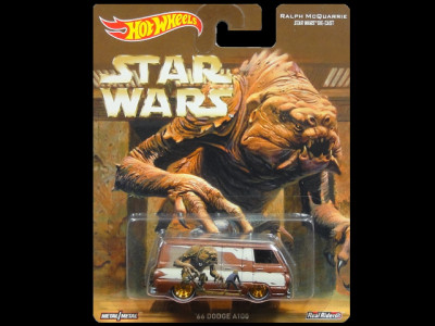 HW STAR WARS '66 DODGE A100 1