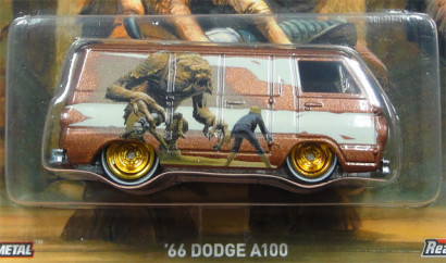 HW STAR WARS '66 DODGE A100 2