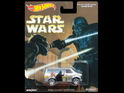 HW STAR WARS FORD TRANSIT SUPER VAV1