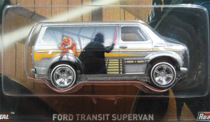 HW STAR WARS FORD TRANSIT SUPER VAV2