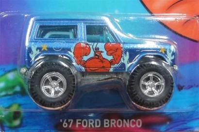 SPONGE BOB '67 FORD BRONCO2