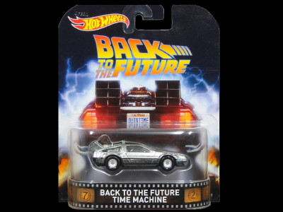 Back to the future time machine 1