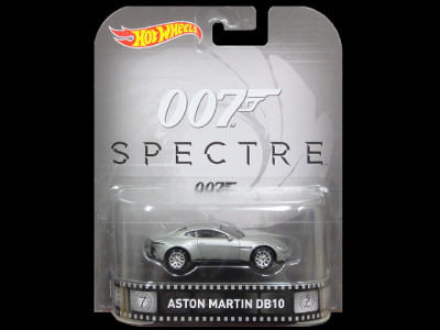 Entertainment 007 SUPECTER  aston martin DB10 1