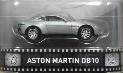 Entertainment 007 SUPECTER  aston martin DB10 2