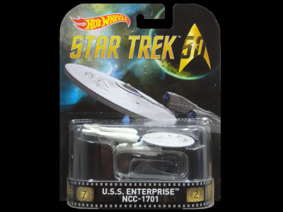 Entertainment STAR TREK  uss ENTERPRISE NCC-1701 1