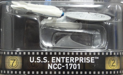 Entertainment STAR TREK  uss ENTERPRISE NCC-1701 2