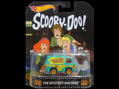 SCOOBY-DOO The mystery machine 1