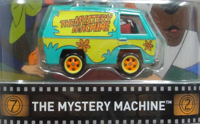 SCOOBY-DOO The mystery machine 2